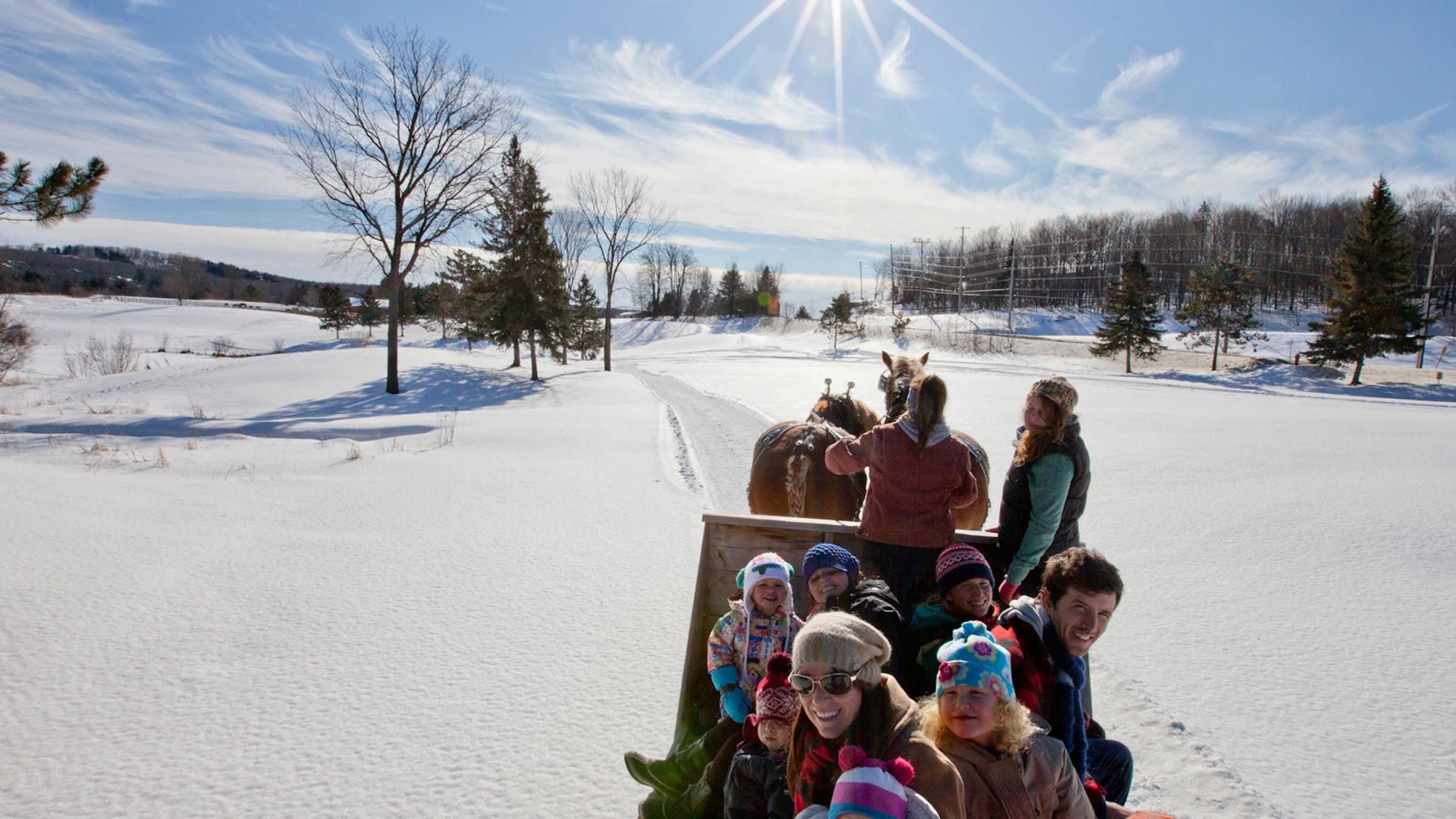 Winter Activities at Deerhurst