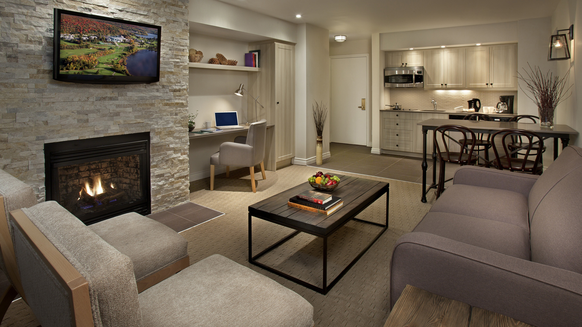 One Bedroom Suites at Deerhurst
