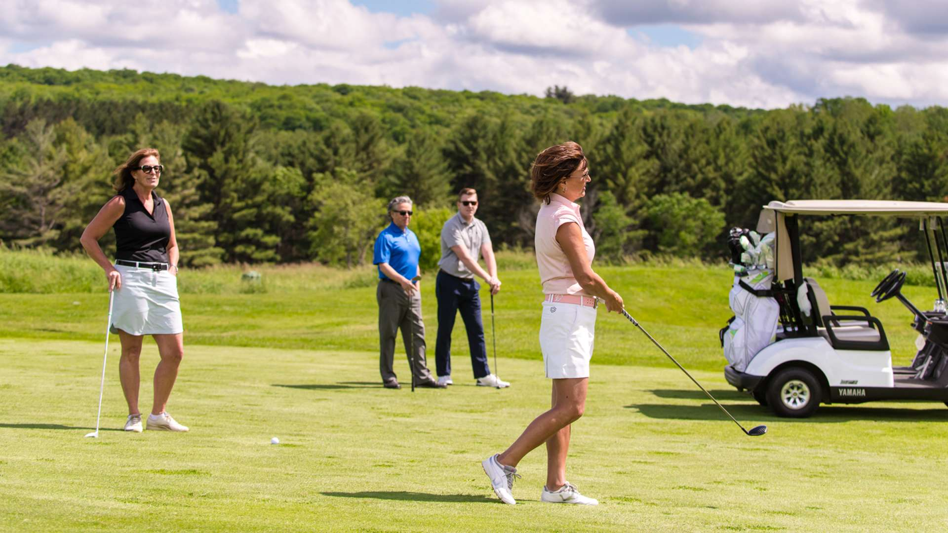 Golf Tournaments at Deerhurst Resort