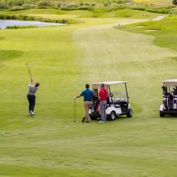 Golf Events & Specials