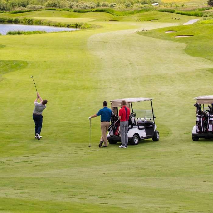 Golf Events & Specials