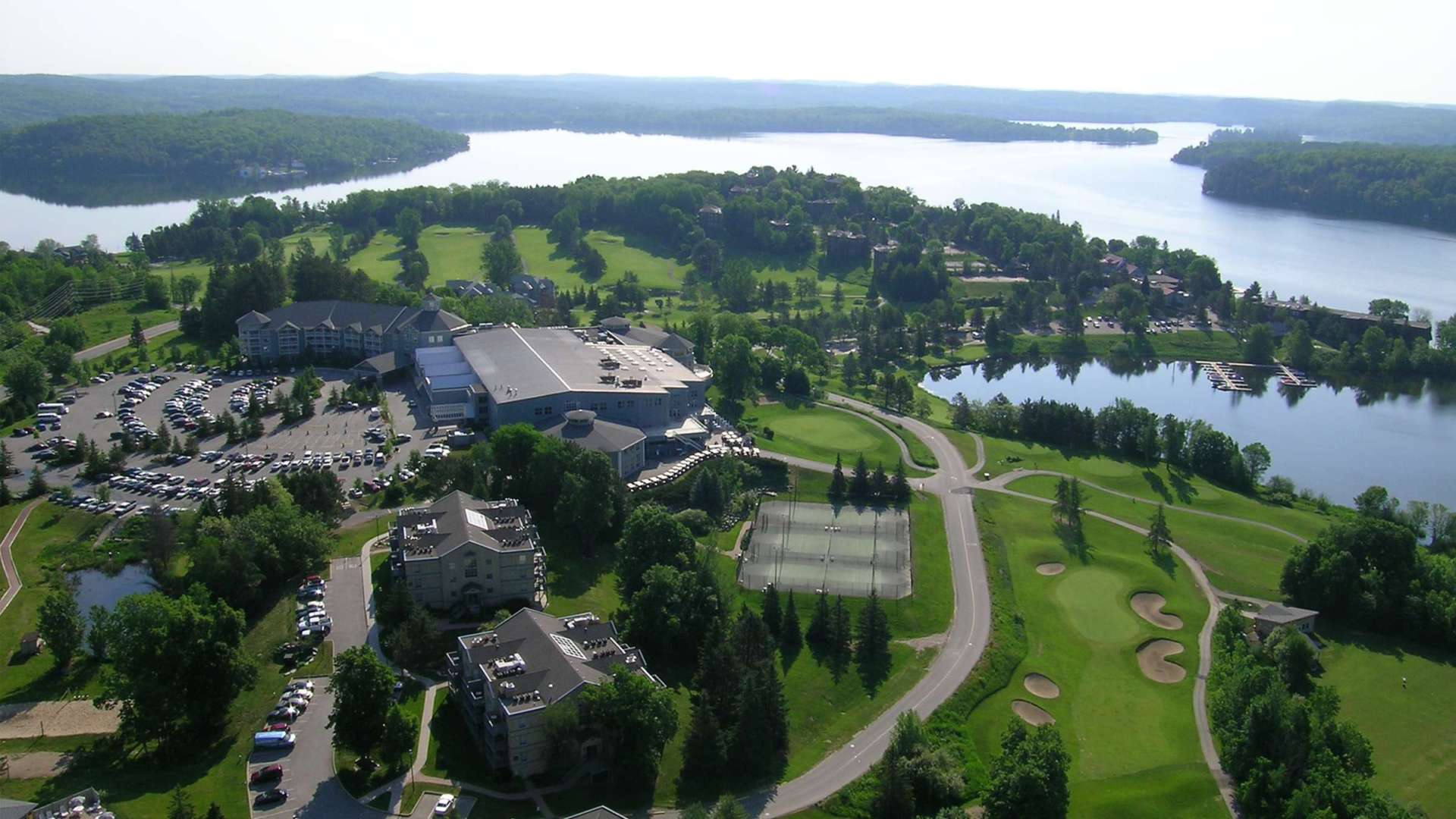 Events at Deerhurst Resort