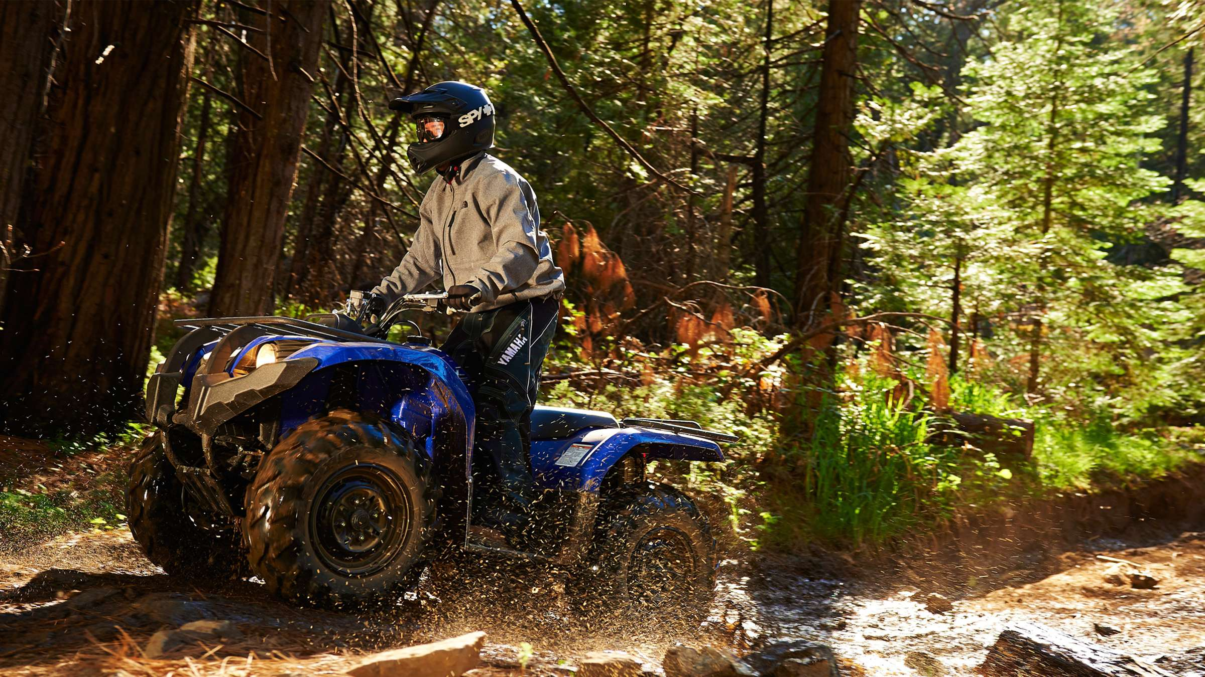 ATV Tours with Yamaha