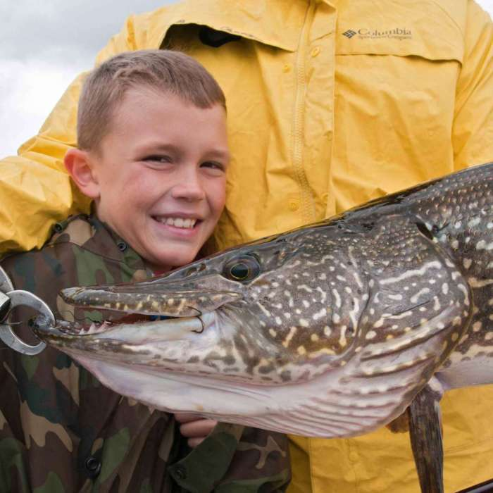 Fishing Charters in Muskoka