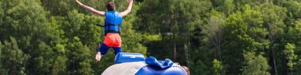 Summer Splash Zone at Deerhurst