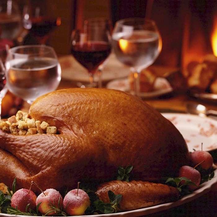 Thanksgiving at Deerhurst Resort