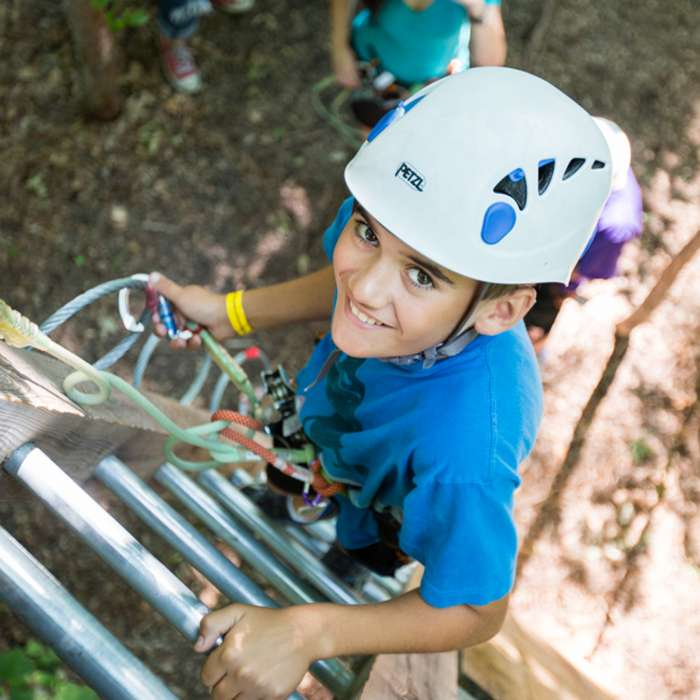 Treetop Trekking at Deerhurst Resort