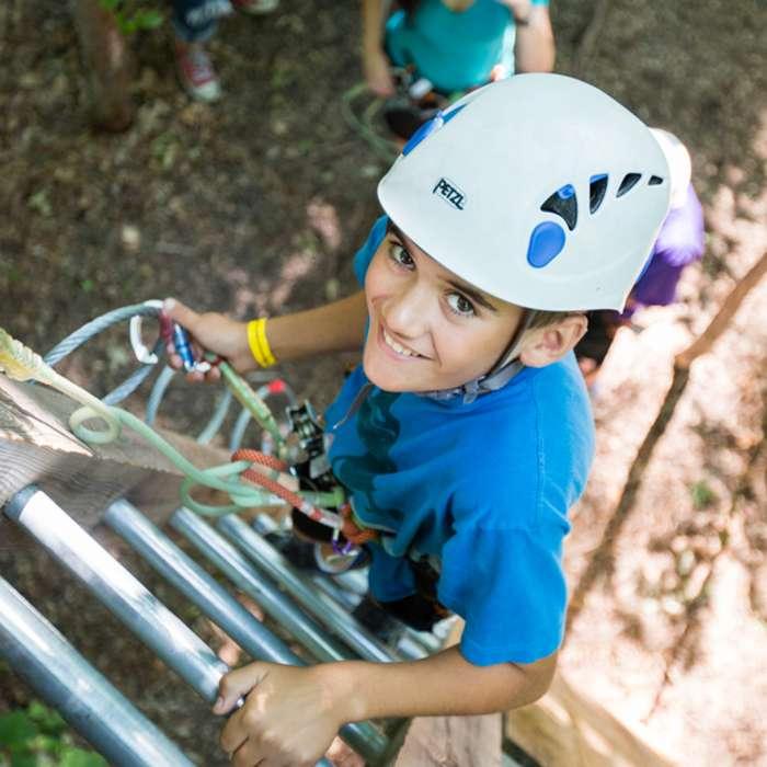 Treetop Trekking at Deerhurst Resort