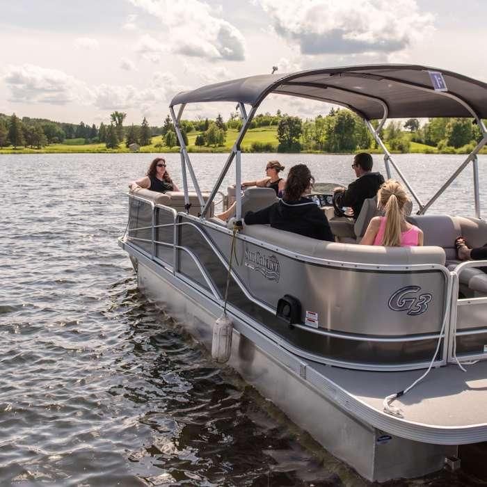 Yamaha Boat Tour