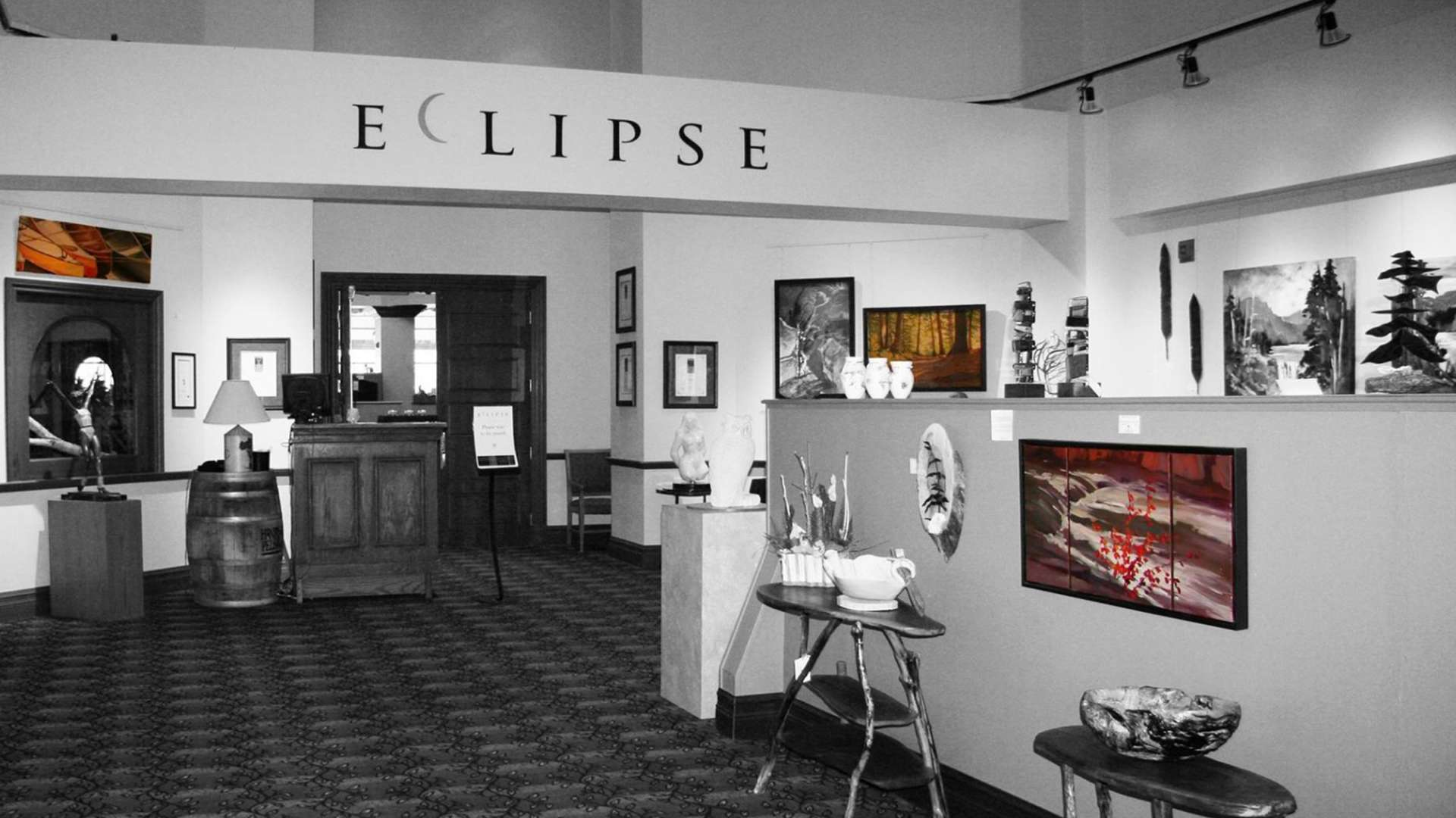 Eclipse Art Gallery