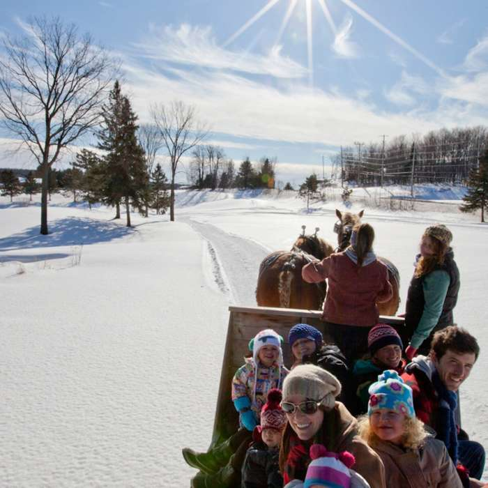 Winter Activities at Deerhurst