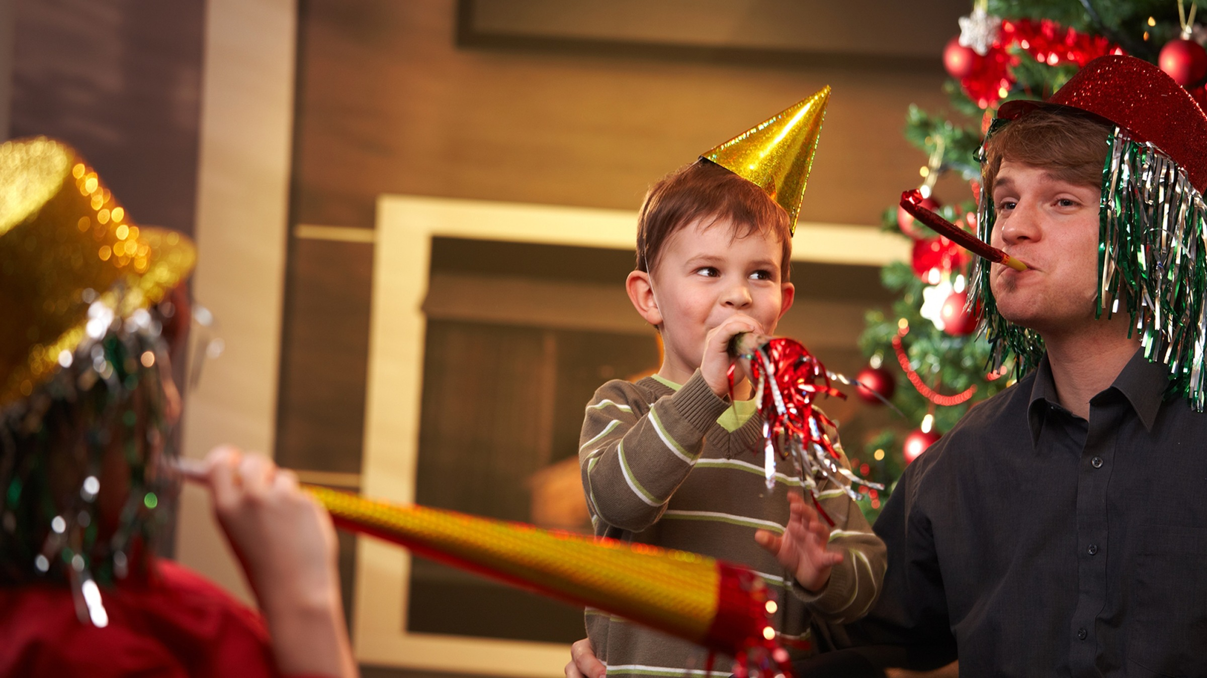 Why Family New Year Celebrations Are So Much Fun!