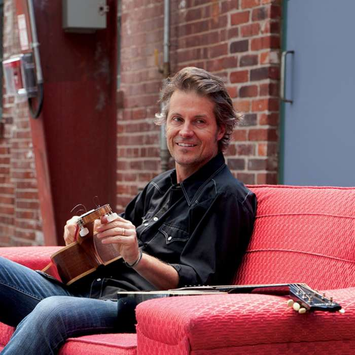 Jim Cuddy live at Deerhurst