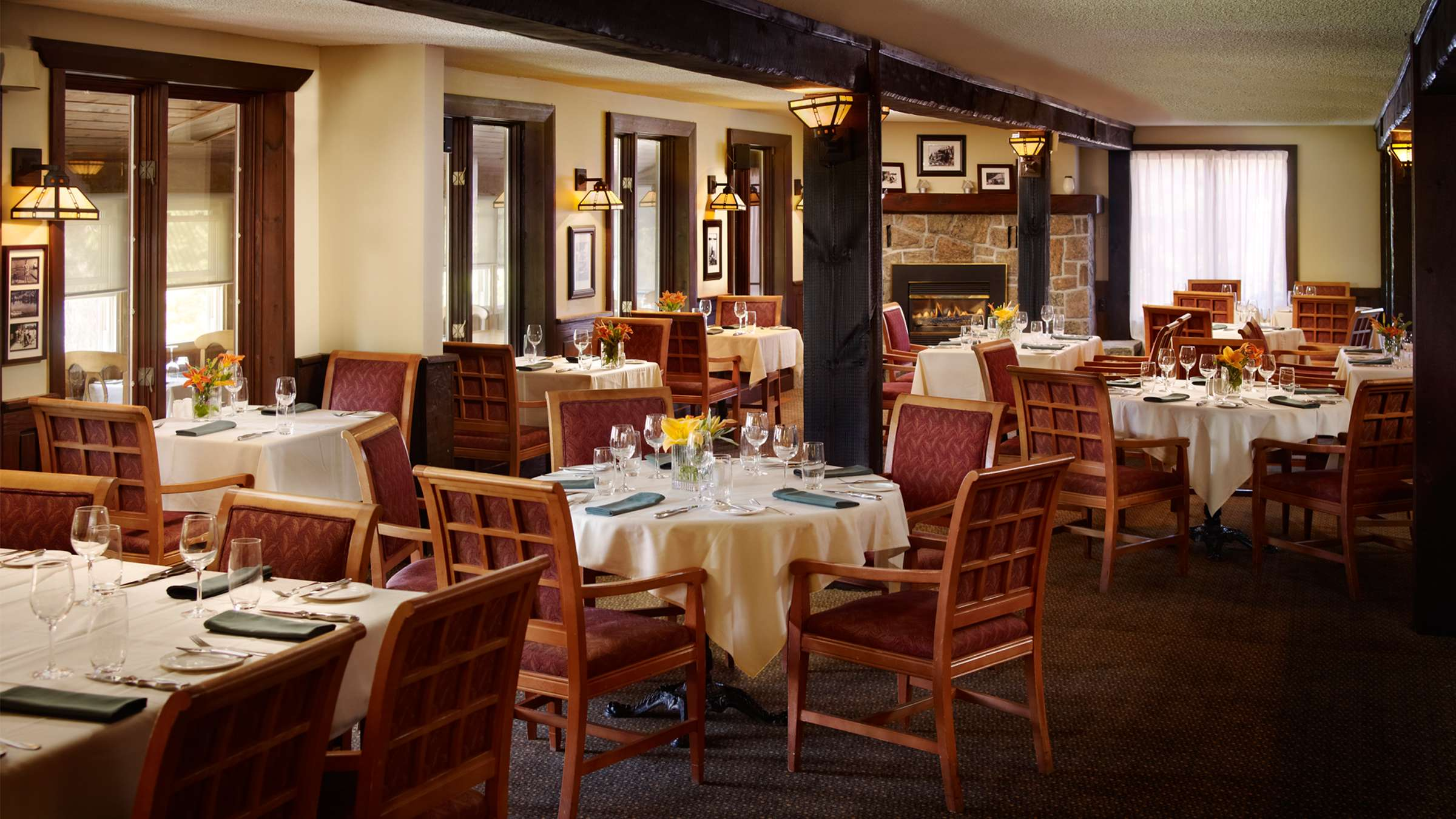 The Antler Steakhouse - Deerhurst Resort Muskoka Ontario