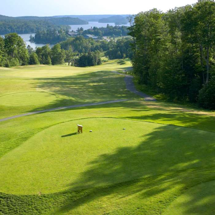 Golf at Muskoka's Premier Golf Course