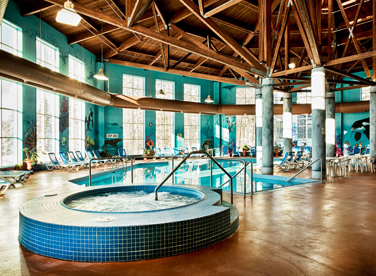 Spa Indoor Amenities