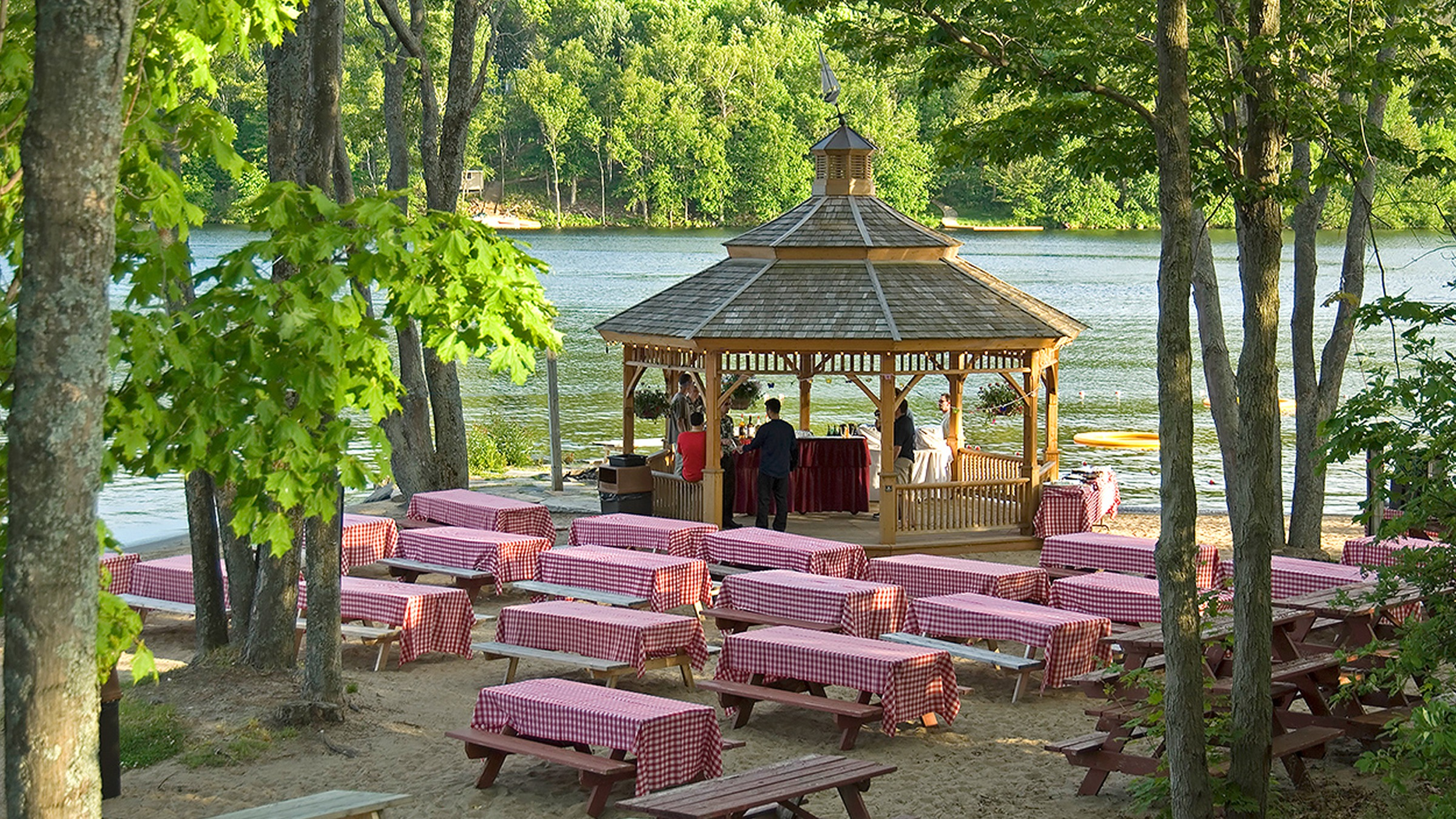 Outdoor Meeting Venues at Deerhurst Resort