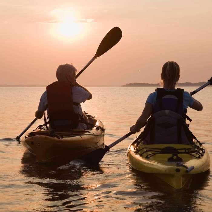 Waterfront Activities at Deerhurst