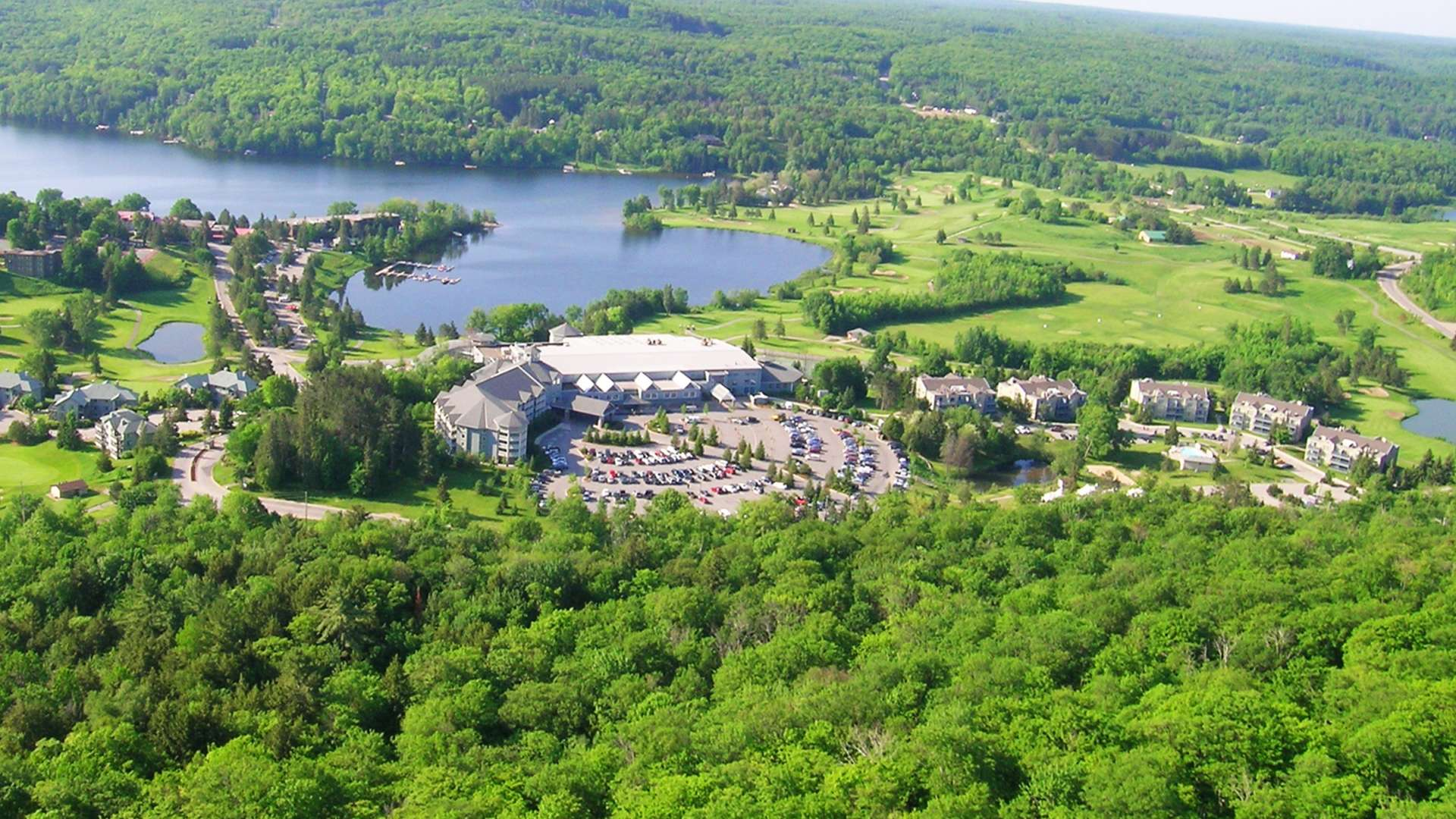 Deerhurst Resort Map Deerhurst Resort   Muskoka Deerhurst Resort Map