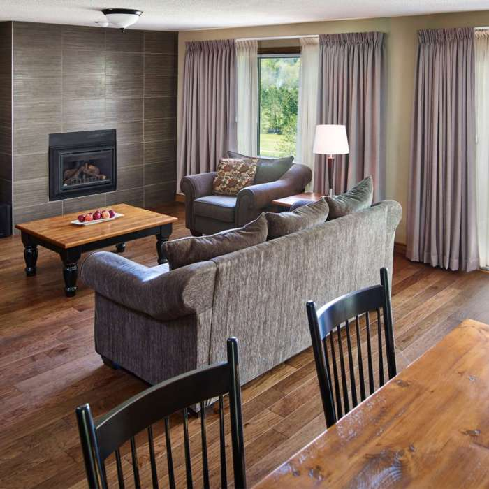 Condo Apartment: - Deerhurst Resort