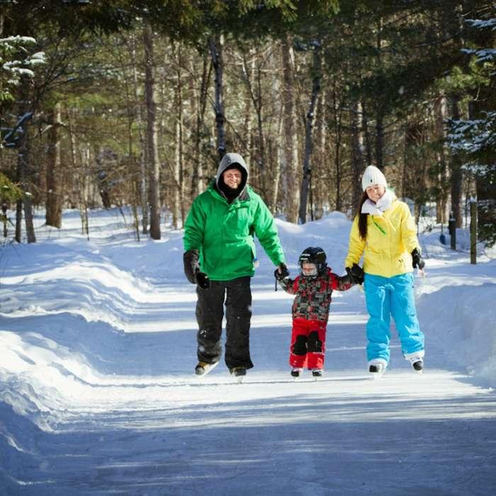 Arrowhead Ice Trail