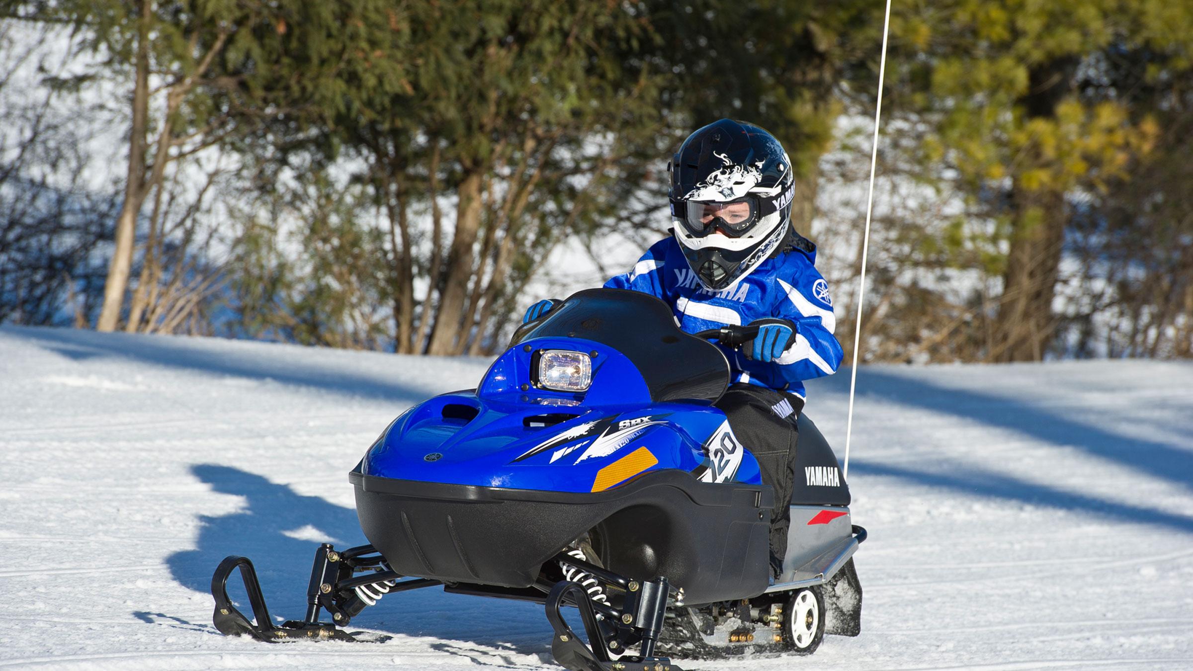 yamaha-mini-sled-rides