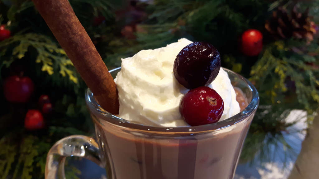 Blog: Red Wine Hot Chocolate with a Muskoka Twist