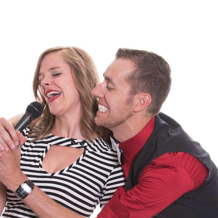 Brent and Sarah's Comedy Magic Show at Deerhurst Resort