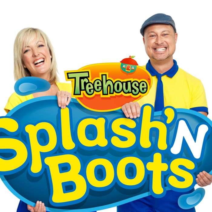 Splash'N Boots live at Deerhurst Resort