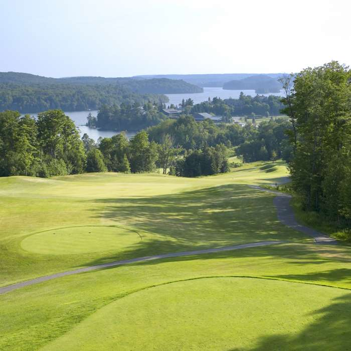Stay & Play Golf Packages at Deerhurst Resort