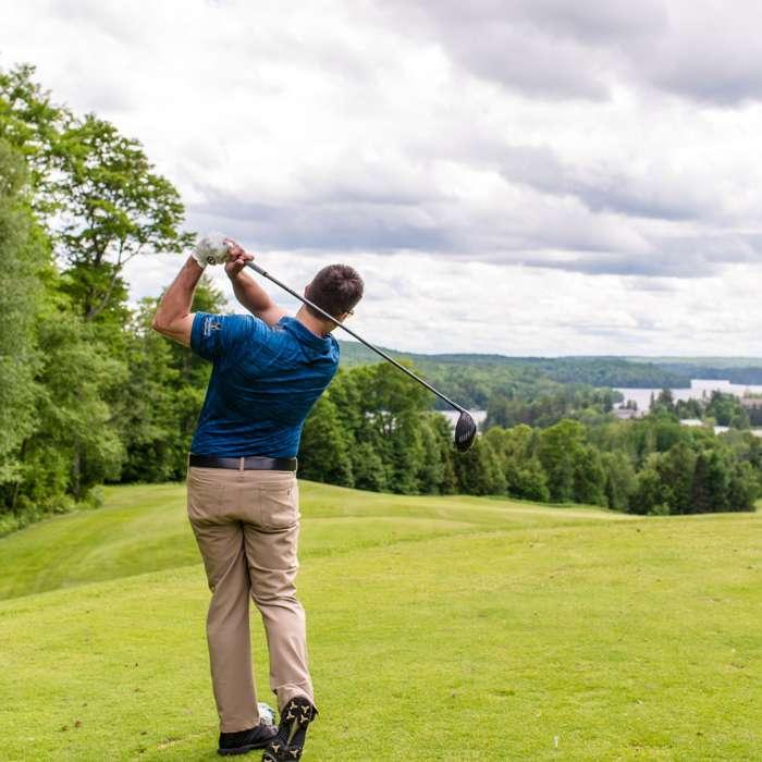 Golf On Us