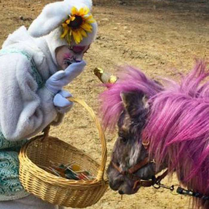 Easter Fun at the Stables