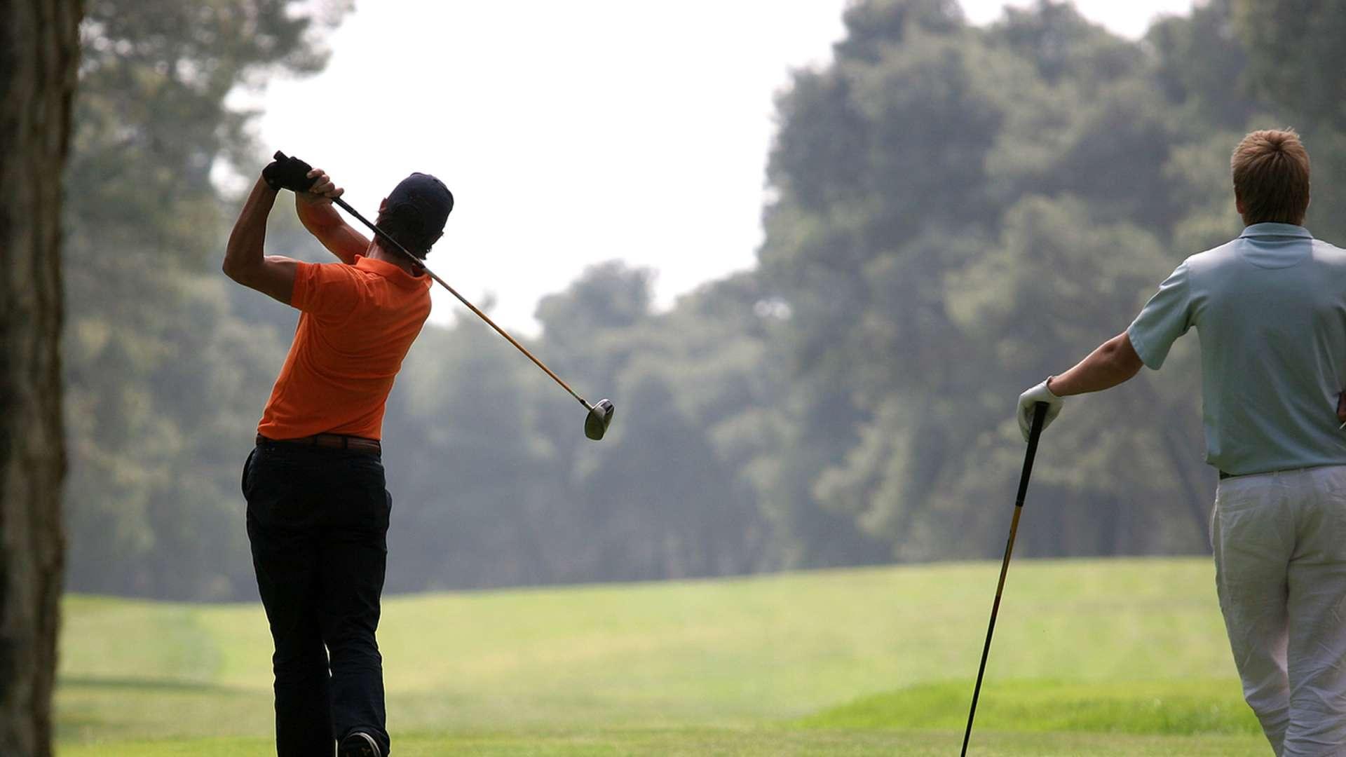 Golf On Us Offer