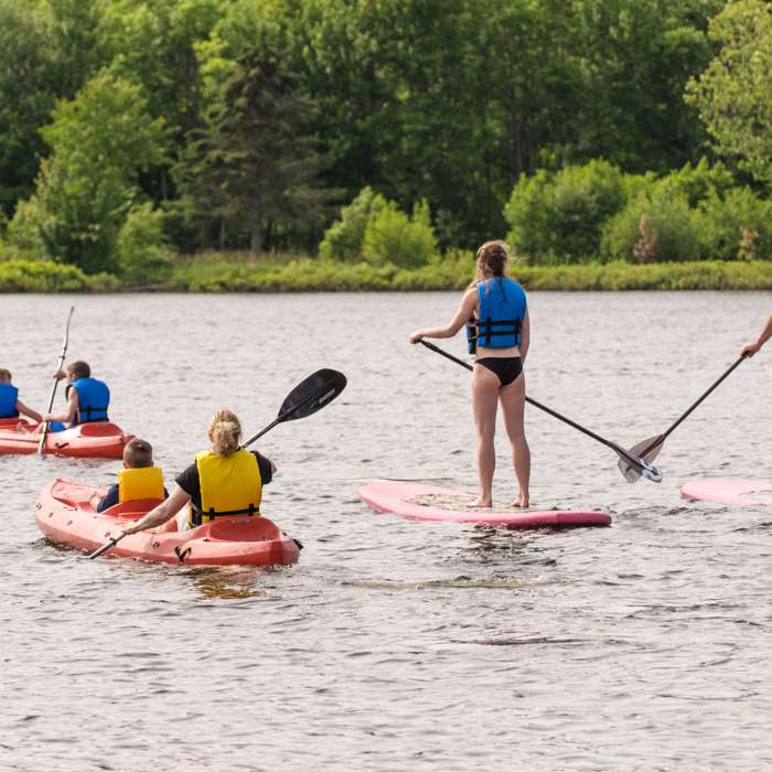 Waterfront Activities at Deerhurst Resort