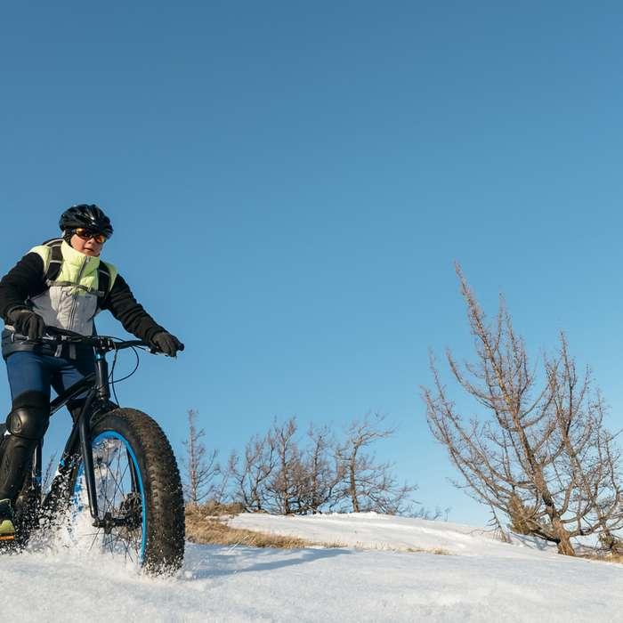 The Muskoka Winter Bike Festival