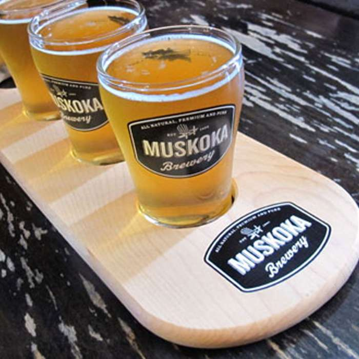 Muskoka Brewery Tours & Tap Room