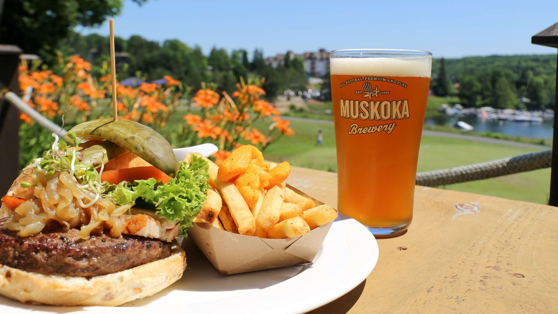 Food Pairing with Muskoka Brewery